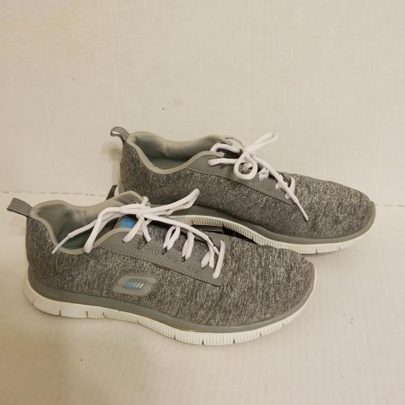 skechers lightweight memory foam sneakers